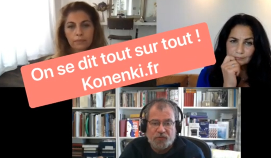 Konenki - Martin Winckler - interview
