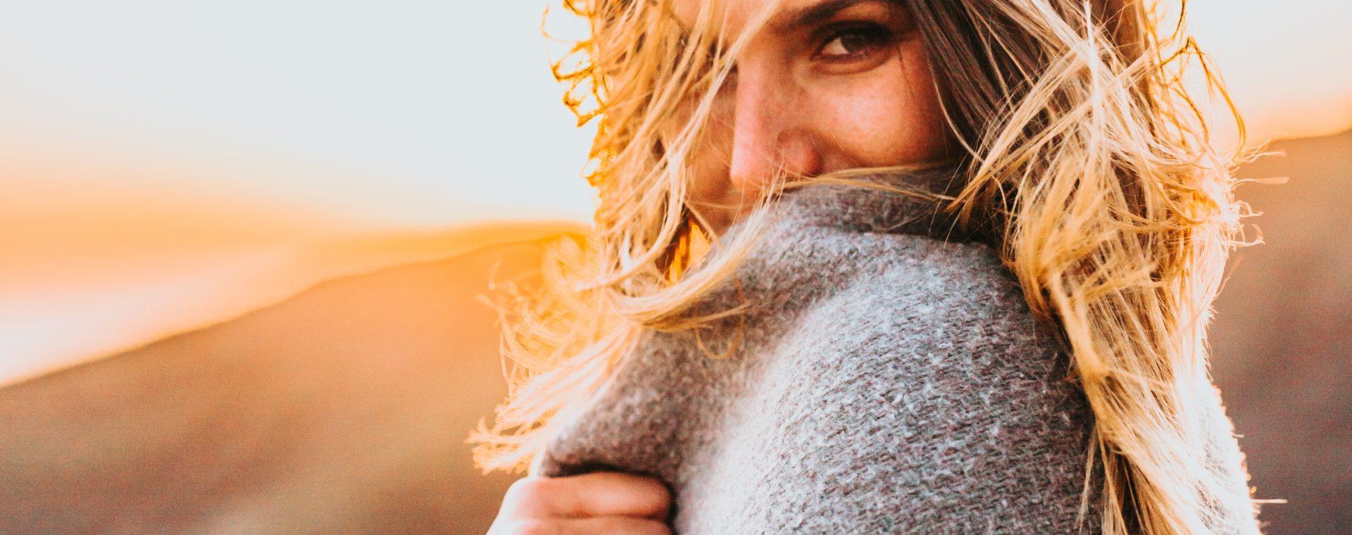 Préménopause : bouffées de froid