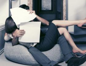 Amour et télétravail