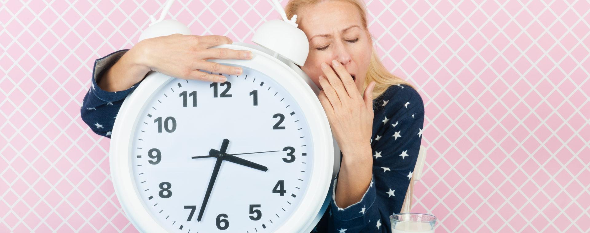 Troubles du sommeil et ménopause, que devons-nous faire ?